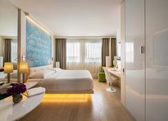 Hotel N'vY Manotel - Genève - Soveværelse