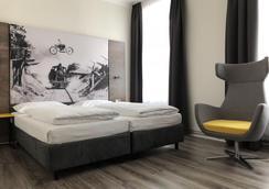 威斯特巴恩安納藝術酒店 - 維也納 - 維也納 - 臥室