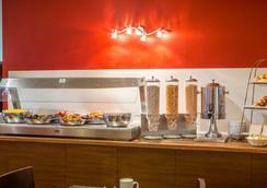 The Belvedere Hotel Parnell Square - Dublin - Buffet
