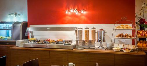 帕奈爾廣場瞭望台酒店 - 都柏林 - 都柏林 - 自助餐