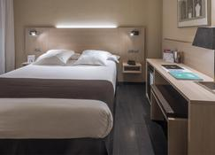 Hotel Serhs Rivoli Rambla - Barcelona - Schlafzimmer