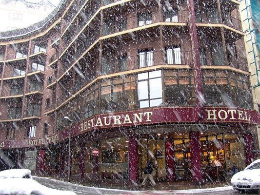 Hotel Cervol - Andorra la Vella - Rakennus