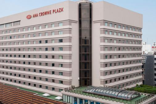 福岡全日空王冠廣場飯店 - 福岡 - 建築