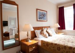 The Grant Arms Hotel - Grantown-on-Spey - Bedroom