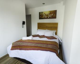 El Encanto - Lunahuaná - Camera da letto