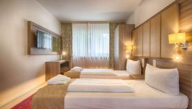里施特酒店 - 漢堡 - 漢堡 - 臥室