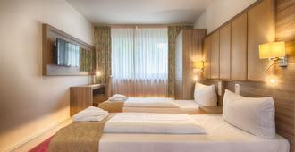 Hotel Richter - המבורג - חדר שינה