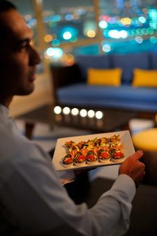 Marriott Executive Apartments Riyadh, Convention Center - Thủ Đô Riyadh - Thức ăn