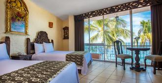 Playa Los Arcos Hotel Beach Resort & Spa - Puerto Vallarta - Schlafzimmer