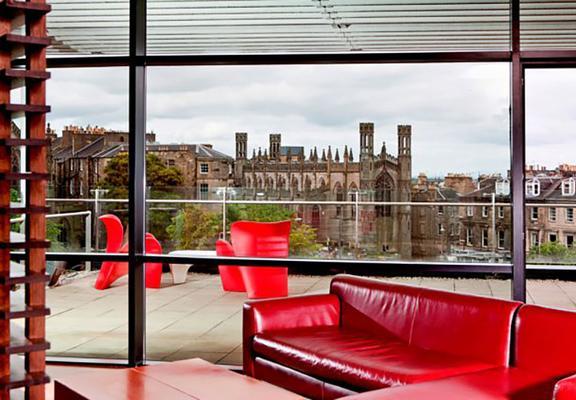玻璃屋酒店 - 愛丁堡 - 愛丁堡 - 陽台