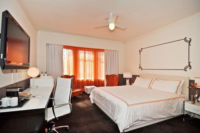 Hotel Vertigo - Сан-Франциско - Спальня