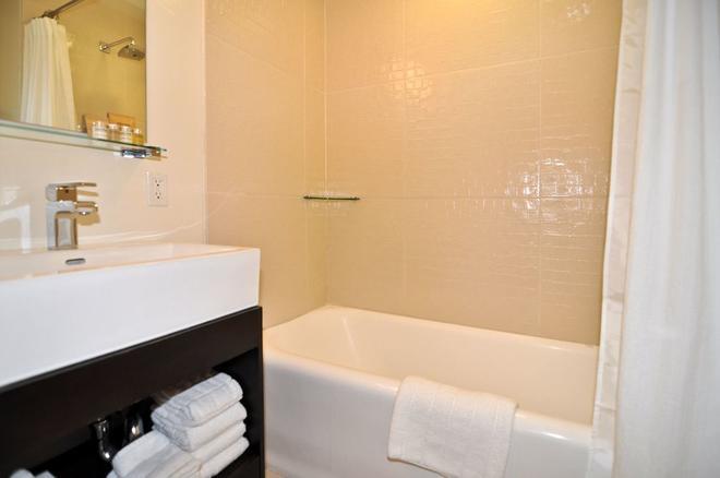 Hotel Vertigo - Сан-Франциско - Ванная