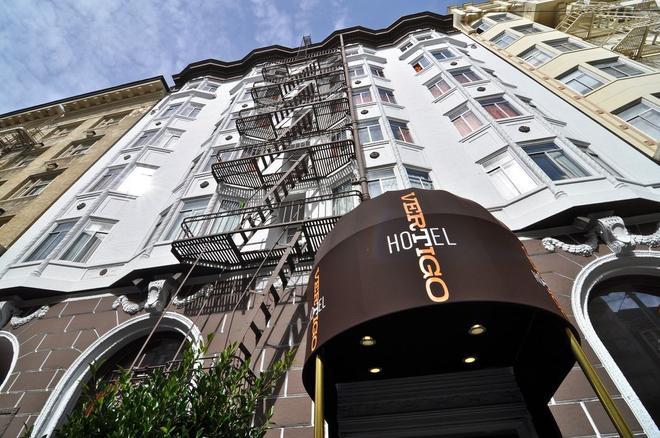 Hotel Vertigo - Сан-Франциско - Здание