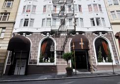 Hotel Vertigo - San Francisco - Rakennus