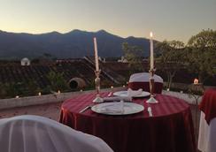 Hotel El Carmen - Antigua - Nhà hàng
