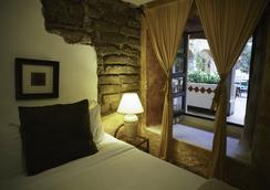 Hotel El Carmen - Antigua - Κρεβατοκάμαρα