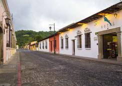 Hotel El Carmen - Antigua - Näkymät ulkona