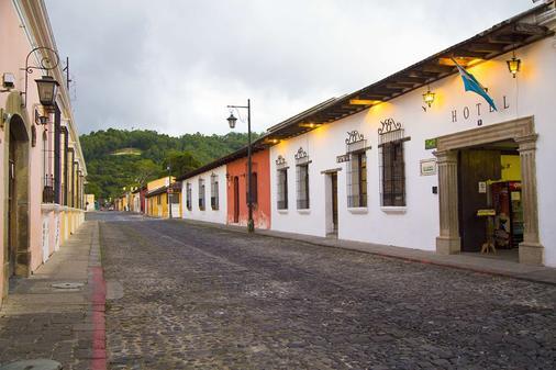Hotel El Carmen - Antigua - Cảnh ngoài trời