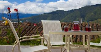 El Carmen Hotel - Antigua Guatemala - Patio