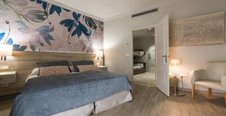 Sallés Hotel Málaga Centro - Málaga - Schlafzimmer