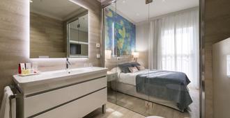 Salles Hotel Malaga Centro - מלאגה - חדר שינה