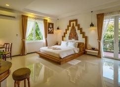 Les Bambous Luxury Hotel - Siem Reap - Soverom