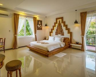 Les Bambous Luxury Hotel - Siem Reap - Bedroom