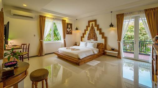 Les Bambous Luxury Hotel - Ciudad de Siem Riep - Habitación
