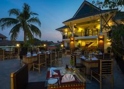 Les Bambous Luxury Hotel - Ciudad de Siem Riep - Vista del exterior