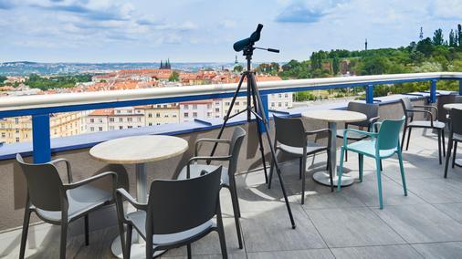 Orea Hotel Pyramida - Prague - Balcony