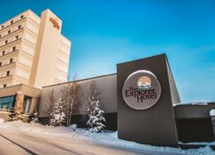 The Explorer Hotel Yellowknife - Yellowknife - Building