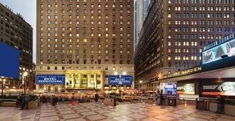 Hotel Pennsylvania - New York - Bangunan