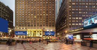 Hotel Pennsylvania - New York - Rakennus