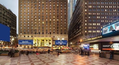 Hotel Pennsylvania - New York - Byggnad