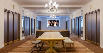 هوتل بنسلفانيا - نيويورك - غرفة معيشة