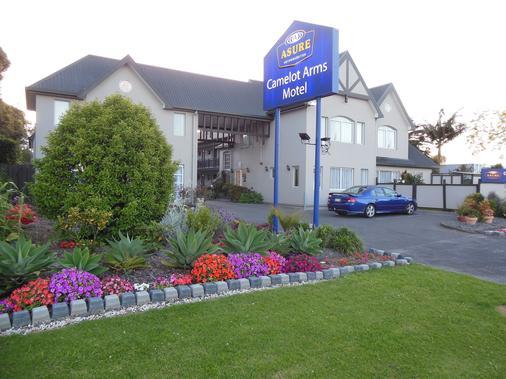 Asure Camelot Arms Motor Lodge - Auckland - Cảnh ngoài trời