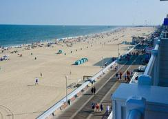 Monte Carlo Boardwalk / Oceanfront Ocean City - Ocean City - Beach