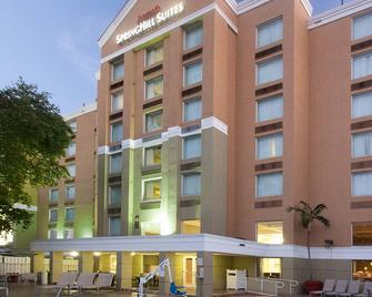 SpringHill Suites by Marriott Fort Lauderdale Airport & Cruise Port - Dania Beach - Building
