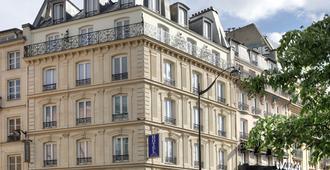 Contact Hotel Alize Montmartre - París - Edificio