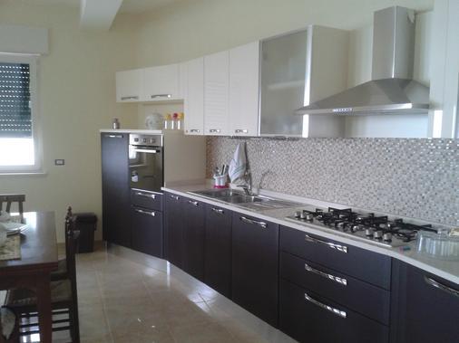 Villa Elisa - Filadelfia - Kitchen