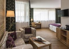 Narzissen Vital Resort Bad Aussee - Bad Aussee - Living room