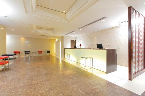 Hotel Mystays Fukuoka-Tenjin - Fukuoka - Front desk
