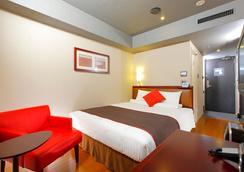 Hotel Mystays Fukuoka-Tenjin - Fukuoka - Bedroom