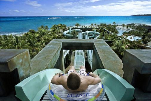The Beach At Atlantis - Nassau - Attractions