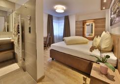 Hotel Garni Fiegl Apart - Sölden - Bedroom