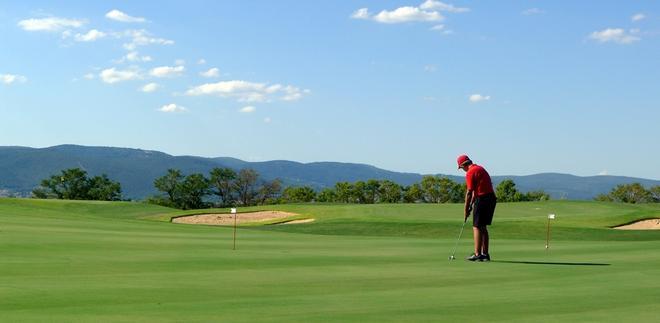 La Bagnaia Golf & Spa Resort Siena, Curio - Siena - Golf course