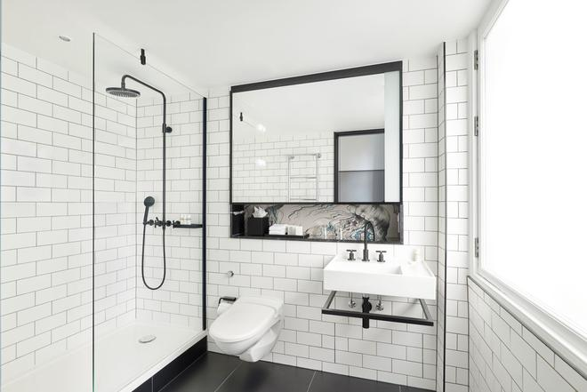 Andaz London Liverpool Street - London - Bathroom
