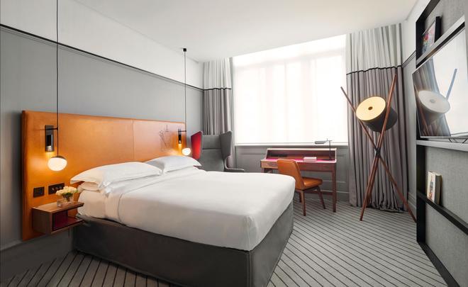 Andaz London Liverpool Street - London - Bedroom