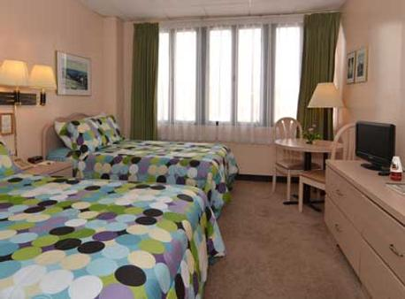 Hotel Milano - San Juan - Bedroom