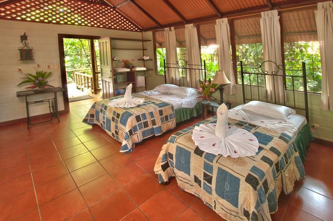 Aninga Lodge - Tortuguero - Habitación